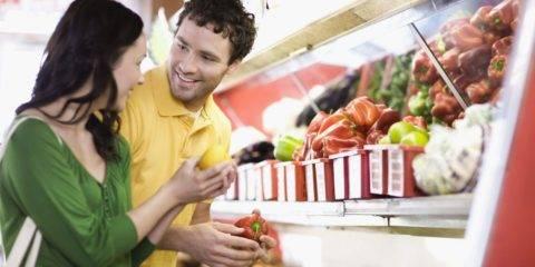 Como abordar mulheres no supermercado