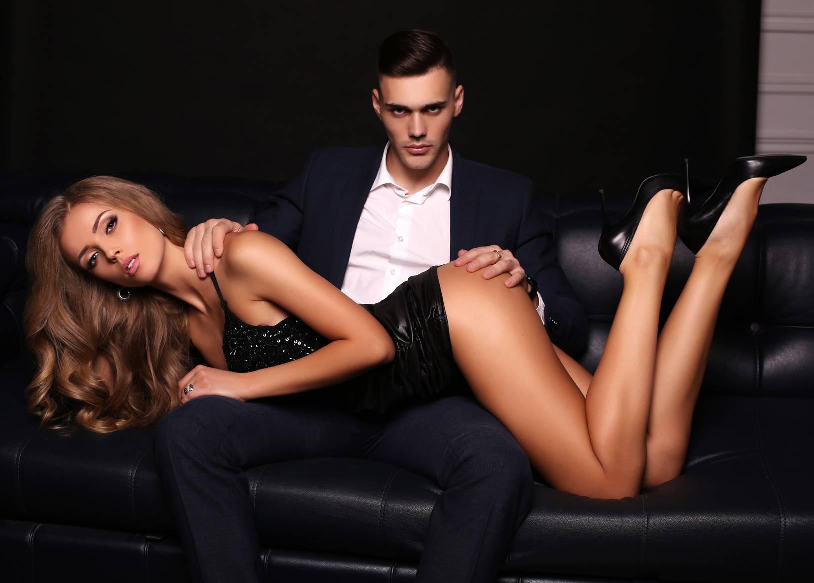 Tipos de homens irresistíveis para as mulheres