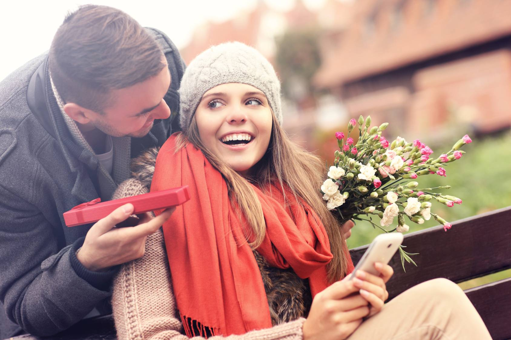 Que flor comprar para uma mulher
