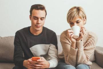 Como o silêncio compromete uma conversa